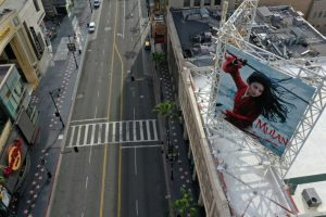 Outdoor Mulan em Los Angeles