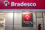 Agência do Bradesco na Avenida Paulista, SP